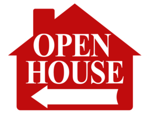 open house while selling a home in the winter in Tucson