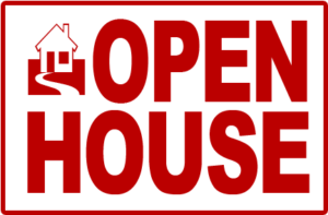 Doing open house to sell your house in Tucson AZ