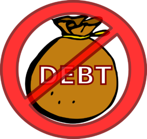 pay off debt by selling your house in Tucson instead of refinance