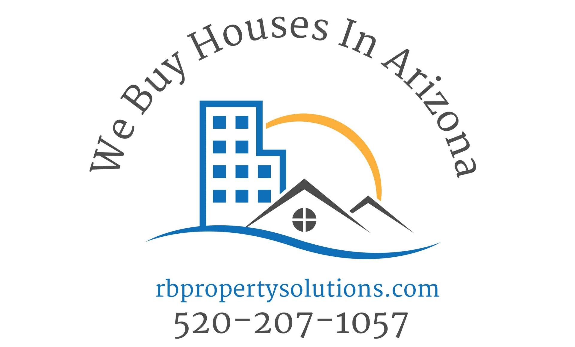 We Buy Houses – Tucson, AZ logo