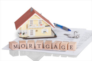Rented house mortgage