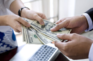 Pay your tax debt at closing