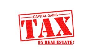 capital gains tax in real estate