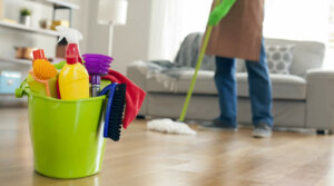 home cleaning cost for traditional listing