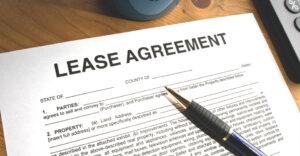 REIT lease option