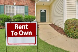 rent to own home option