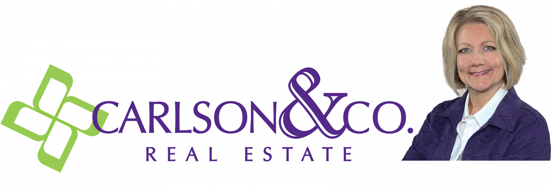 Carlson and Co. Real Estate  logo