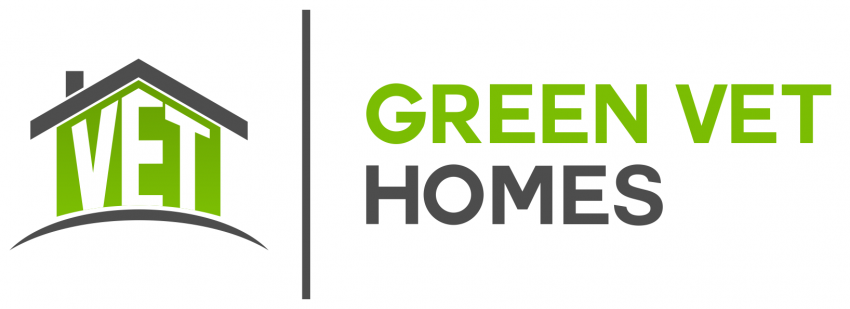 Green Vet Homes  logo