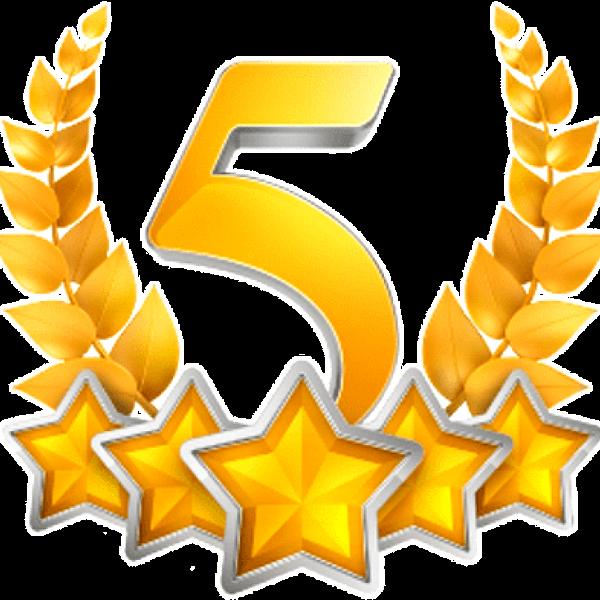 5 start rating kingship properties