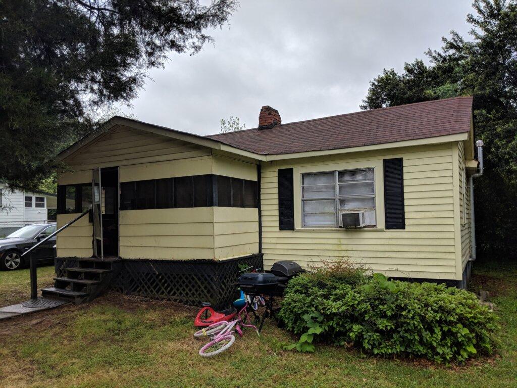 sold house in probate enterprise
