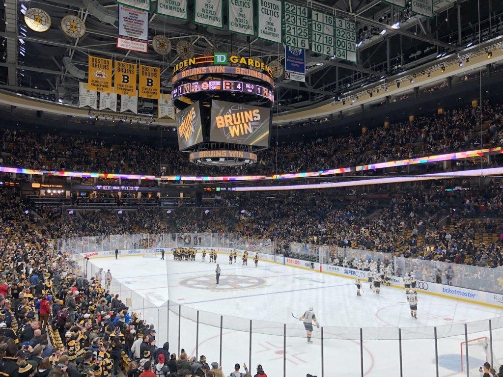 NextHome Titletown Real Estate Boston MA Boston Bruins