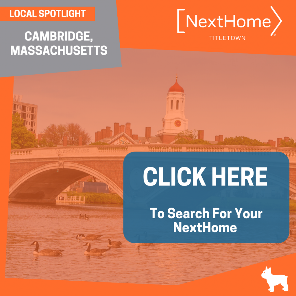 NextHome TitleTown Real Estate - Buy a Home in Cambridge Massachusetts