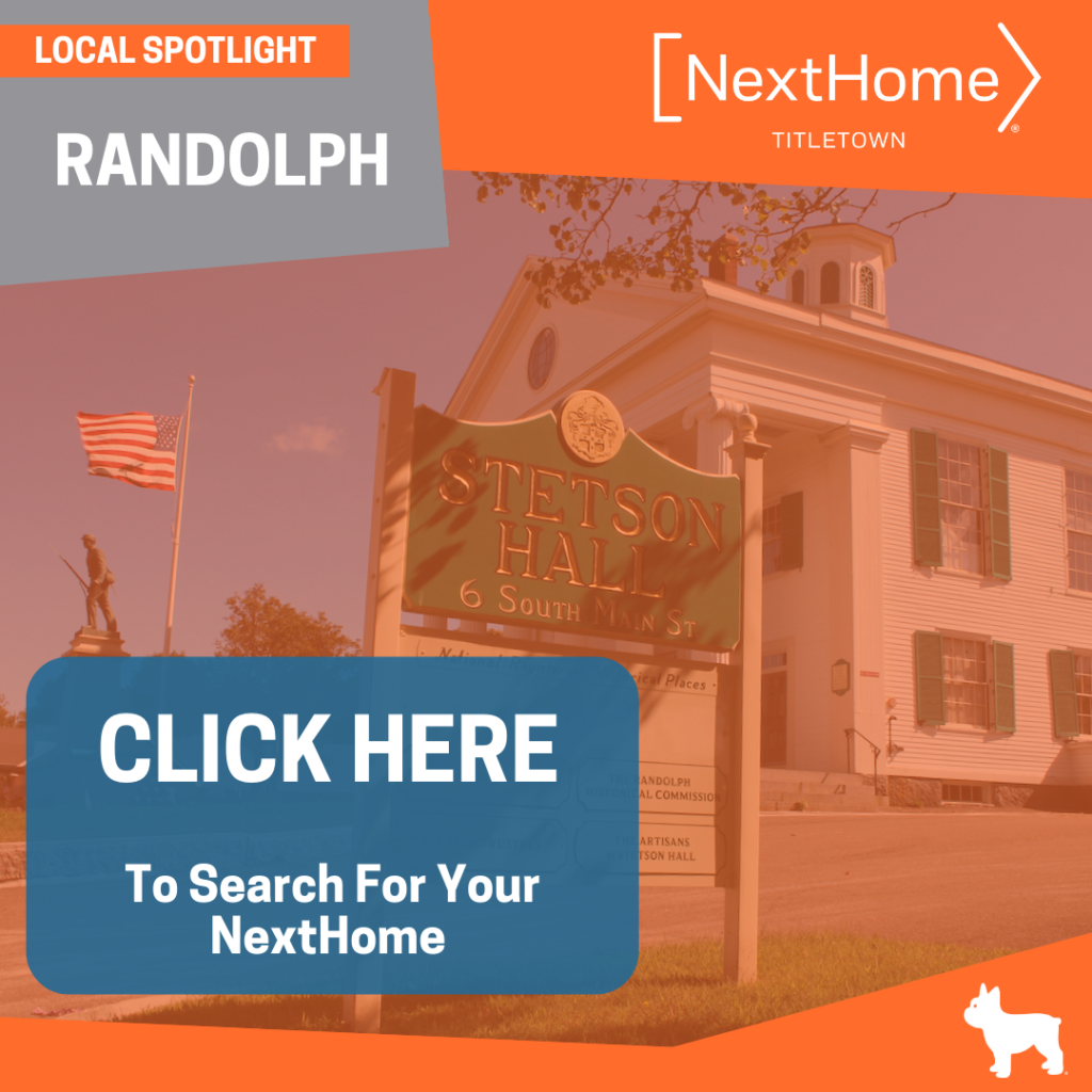 NextHome Titletown Real Estate Buy Home Randolph MA