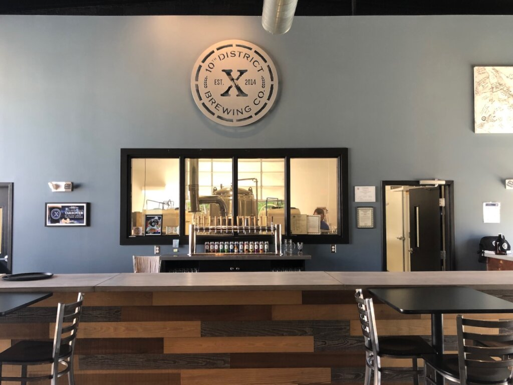 NextHome Titletown Real Estate Buy Home Abington MA 10th District Brewing Company