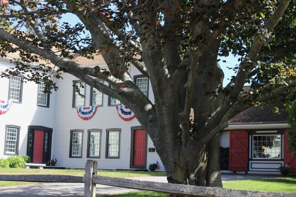 NextHome Titletown Real Estate Avon MA Blanchard's Colonial Tavern Museum