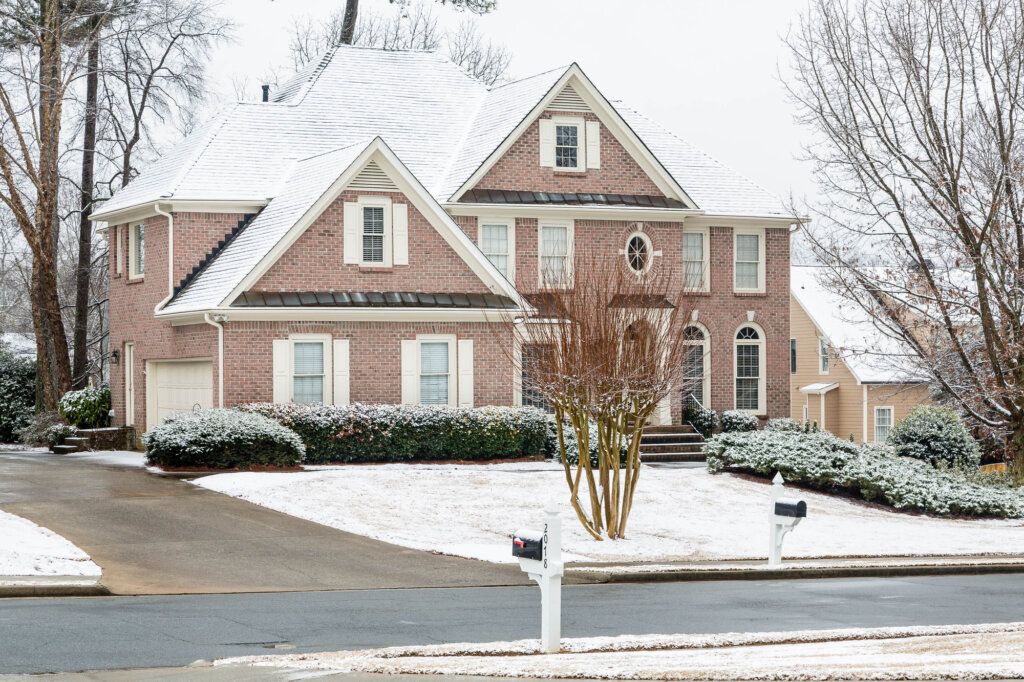 NextHome Titletown Real Estate Buy House in Winter