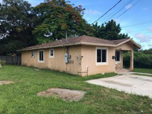 Distressed Miami-Dade Property