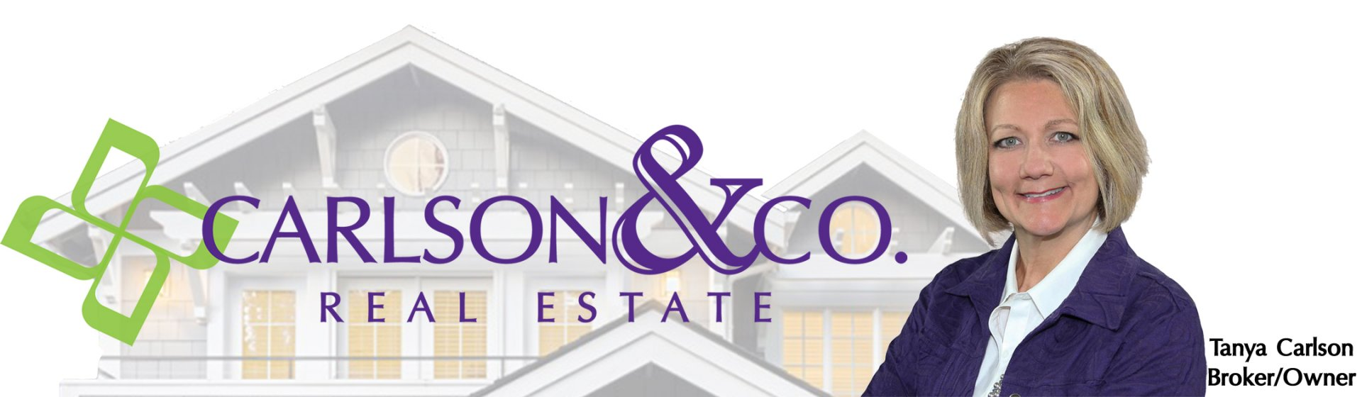 Carlson &  Co. Real Estate logo
