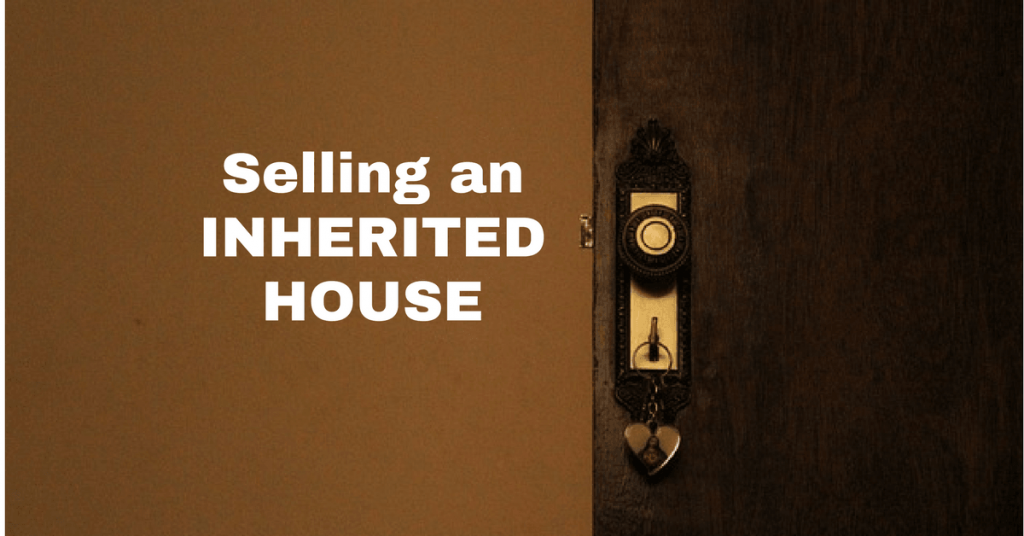 How to sell a house our inherited, truth behind probate