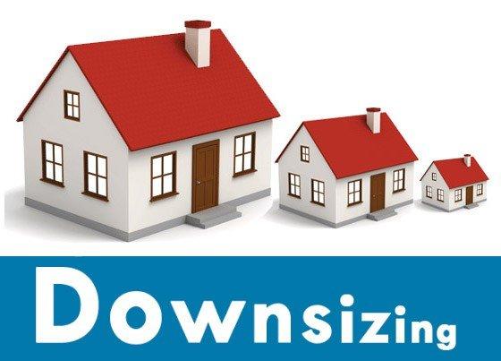 Downsizing you house