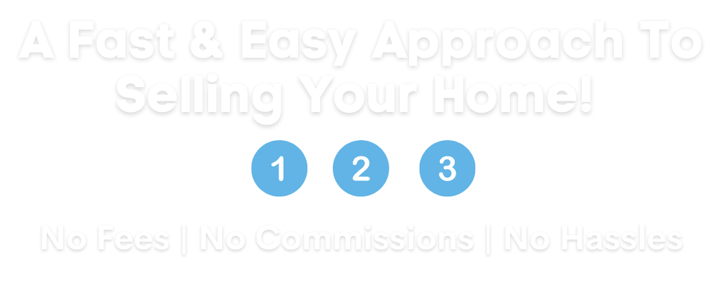a fast and easy approach to selling your house in Texas banner