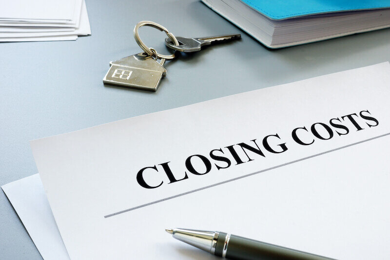 closing costs when selling house in Texas
