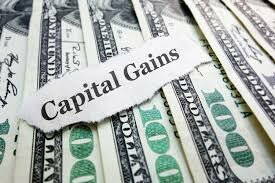 Capital Gains and Losses for Inherited propety