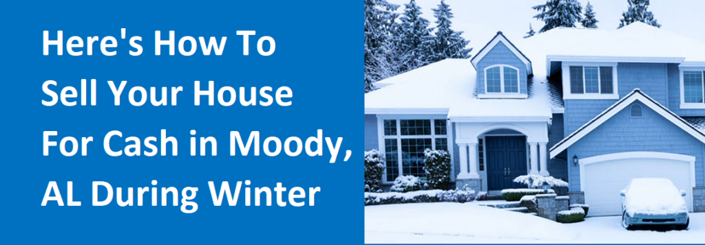 How to Sell Your House for Cash in Winter