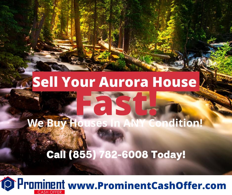We Buy Houses Aurora Colorado - Sell My House Aurora Colorado