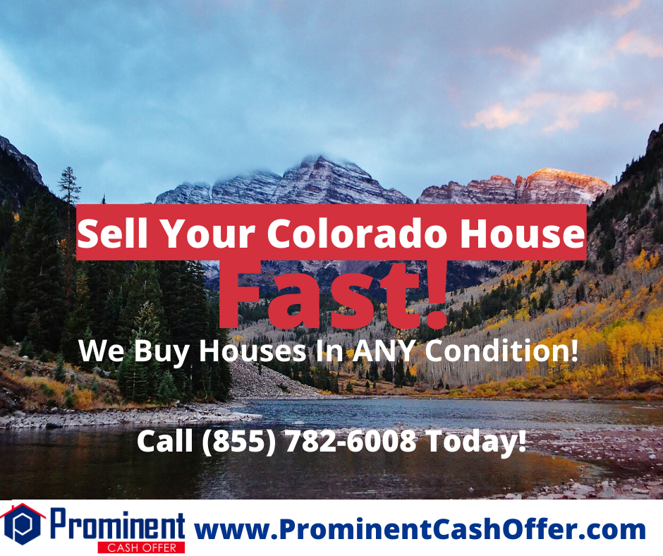 We Buy Houses Colorado - Sell My House Fast Colorado