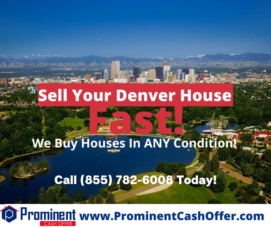We Buy Houses Denver Colorado - Sell My House Fast Denver Colorado