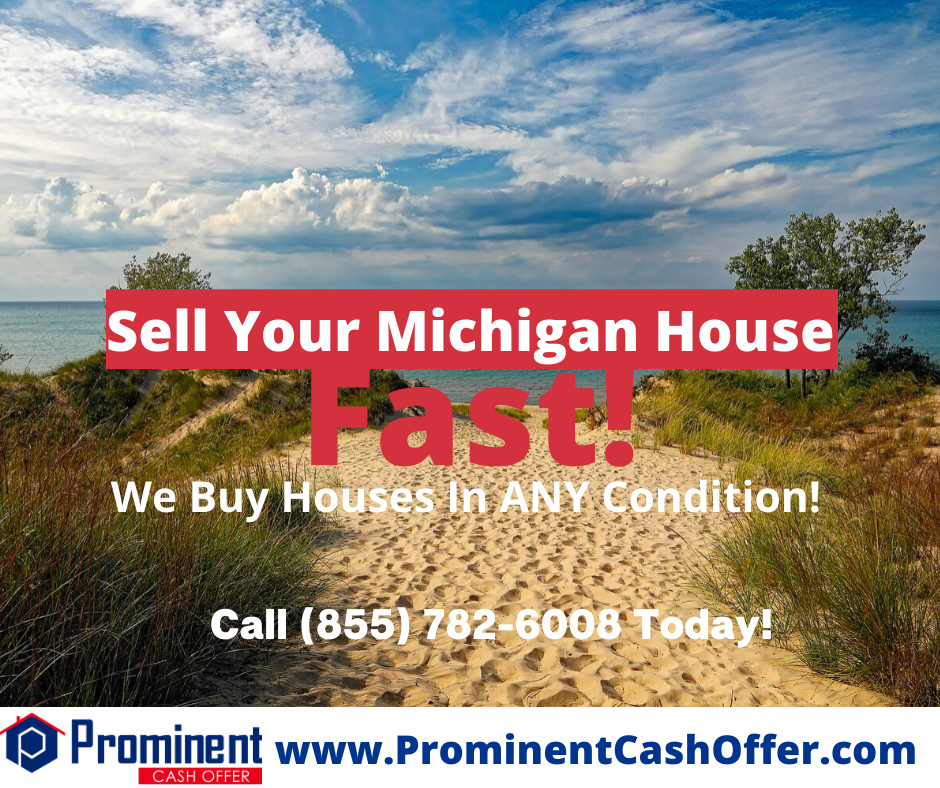 We Buy Houses Michigan - Sell My House Fast Michigan