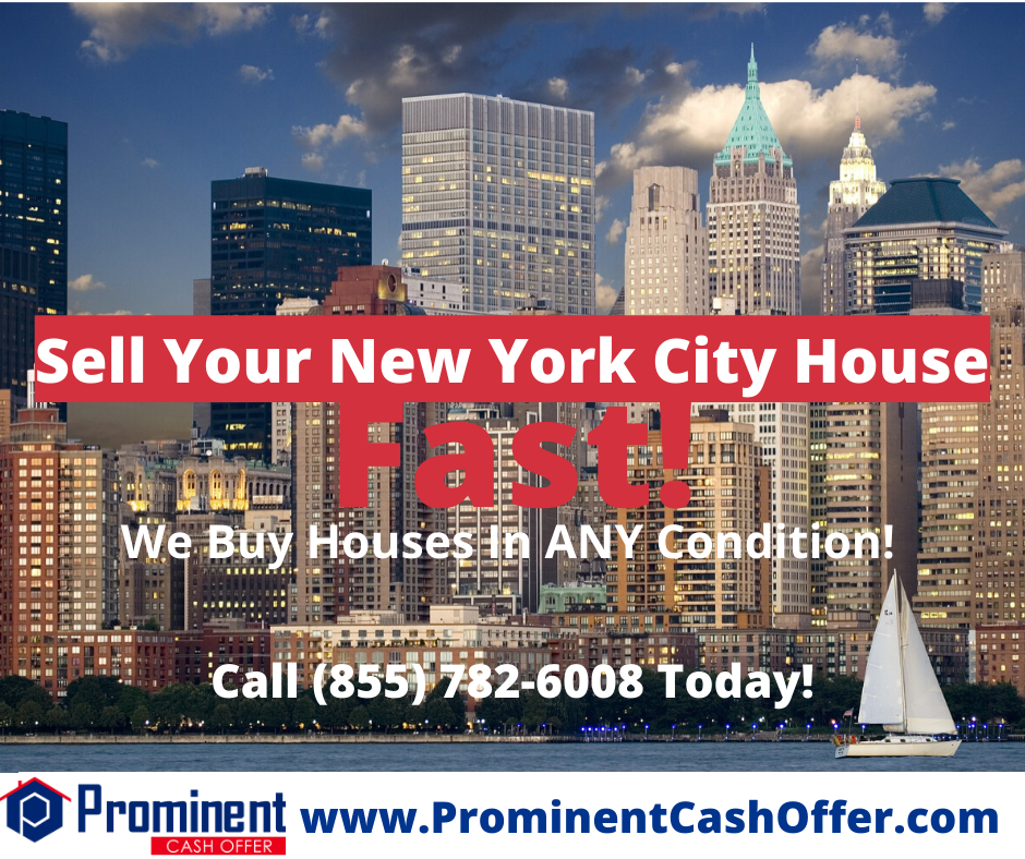 We Buy Houses New York City - Sell My House Fast New York City