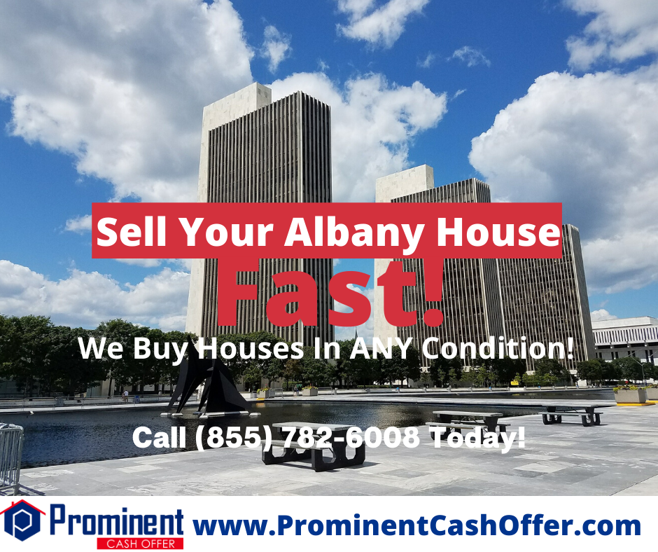 We Buy Houses Albany New York - Sell My House Fast Albany New York