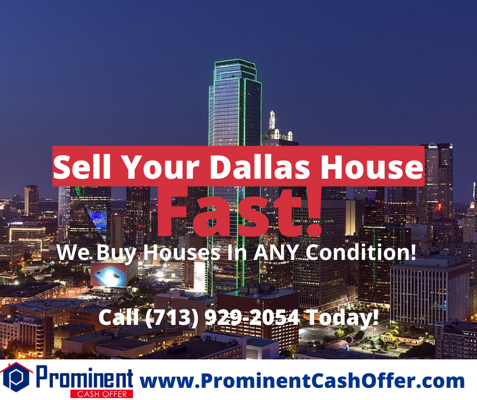 We Buy Houses Dallas Texas - Sell My House Fast Dallas Texas