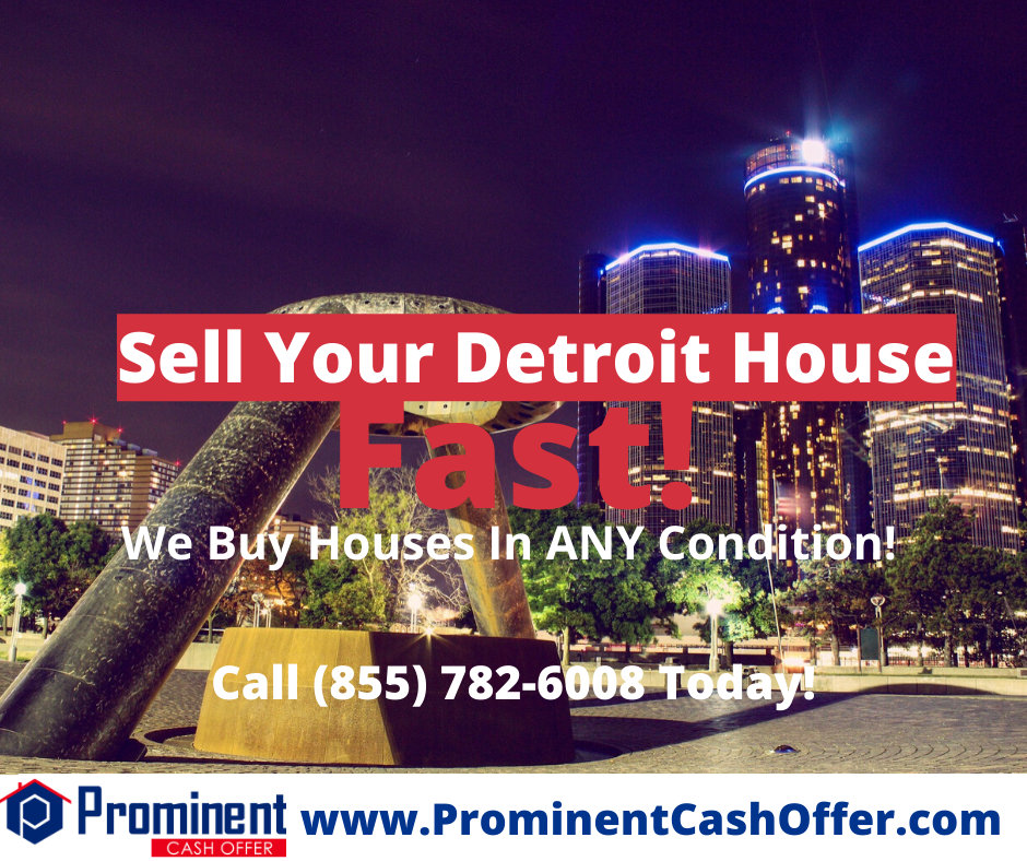 We Buy Houses Detroit Michigan - Sell My House Fast Detroit Michigan