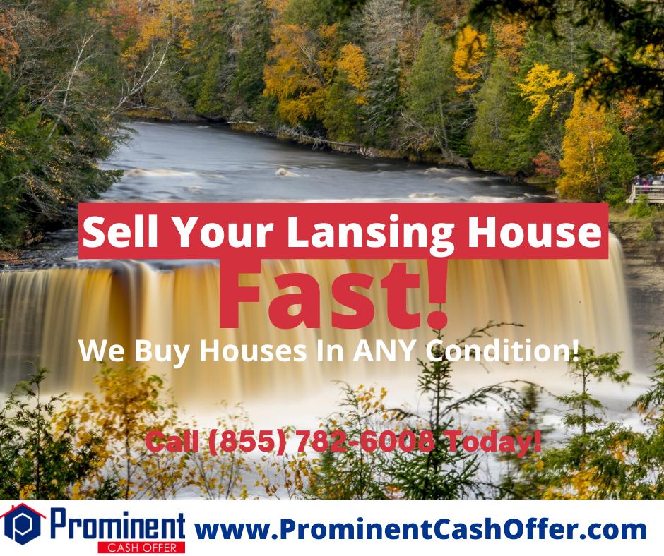 We Buy Houses Lansing Michigan - Sell My House Fast Lansing Michigan
