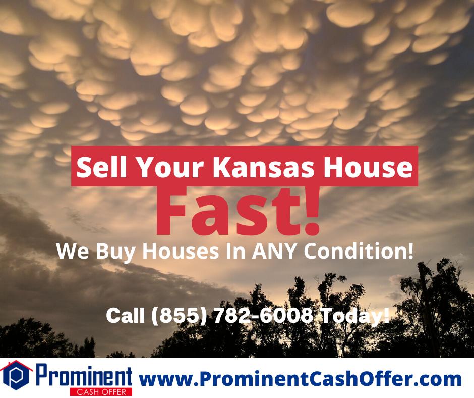 We Buy Houses Kansas - Sell My House Fast Kansas
