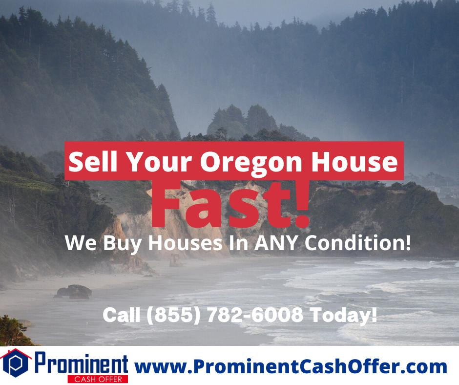 We Buy Houses Oregon - Sell My House Fast Oregon