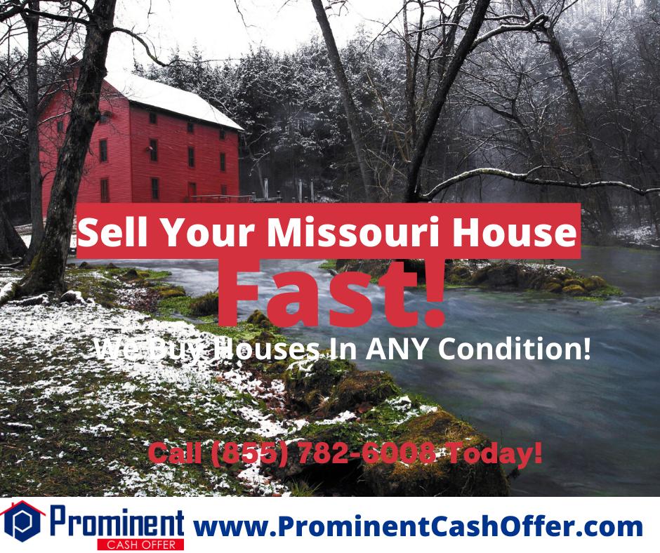 We Buy Houses Missouri - Sell My House Fast Missouri