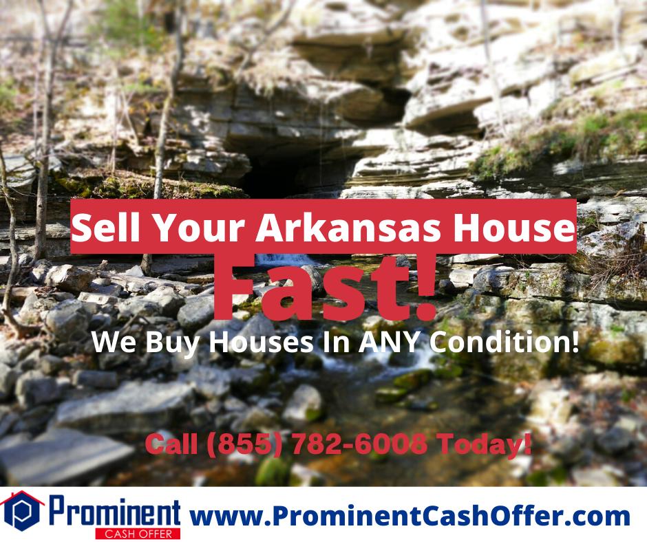 We Buy Houses Arkansas - Sell My House Fast Arkansas