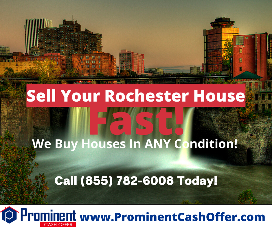We Buy Houses Rochester New York - Sell My House Fast Rochester New York