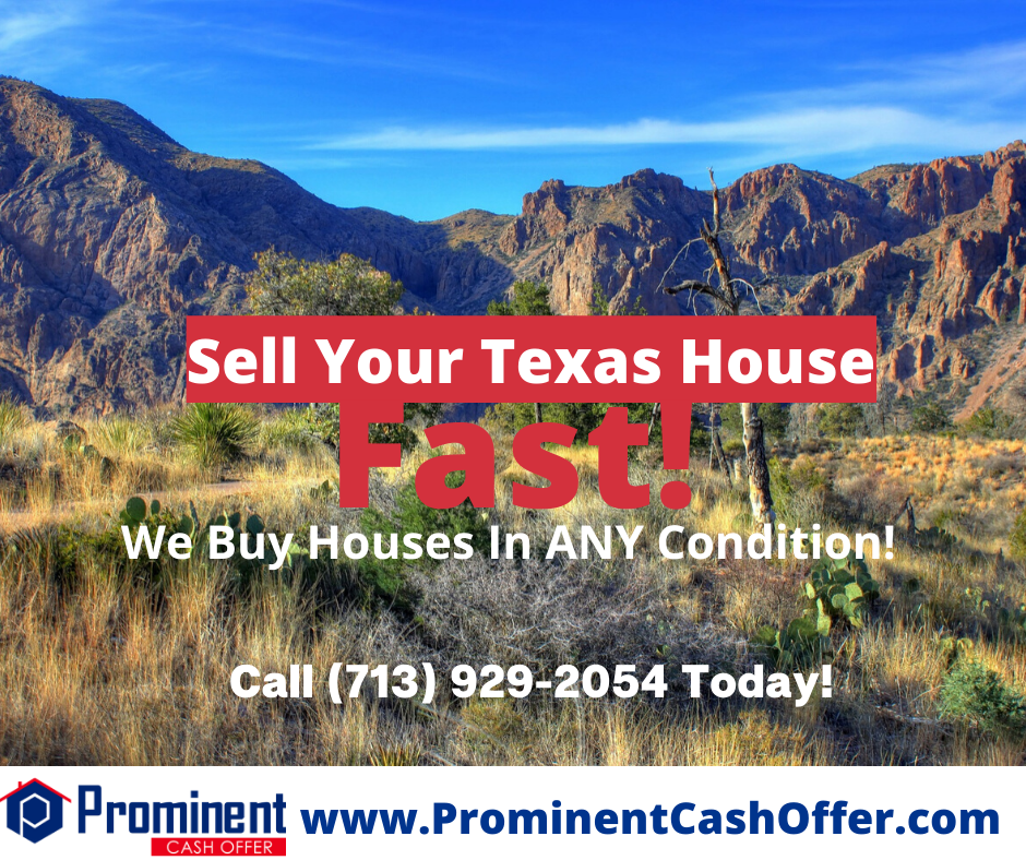We Buy Houses Texas - Sell My House Fast Texas