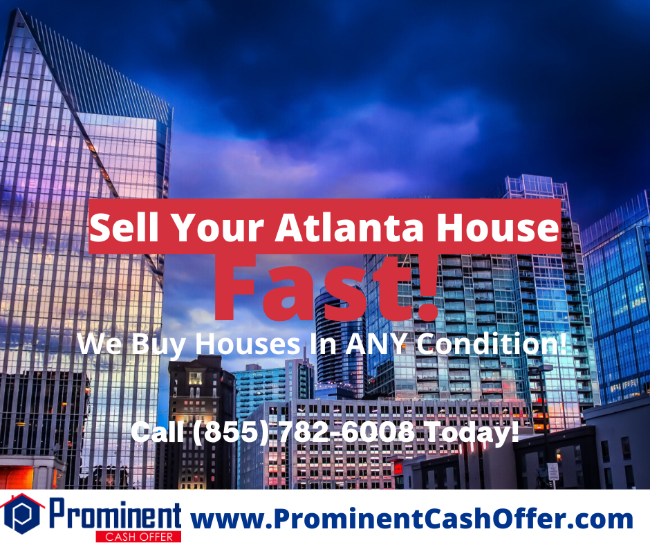 We Buy Houses Atlanta Georgia - Sell My House Fast Atlanta Georgia