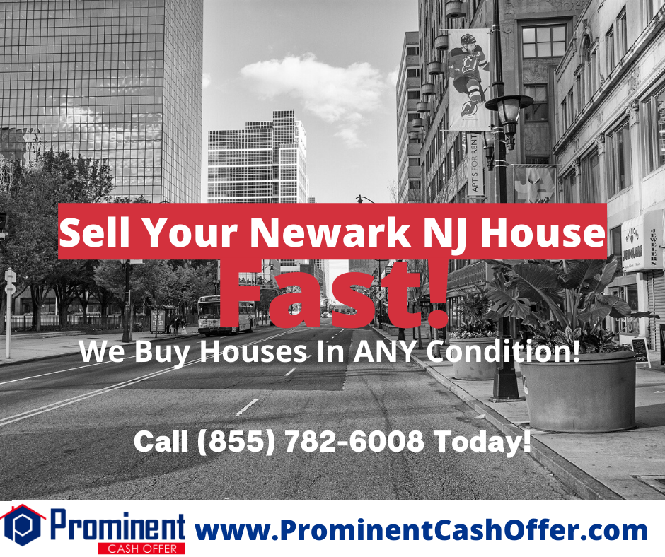 We Buy Houses Newark New Jersey - Sell My House Fast Newark New Jersey