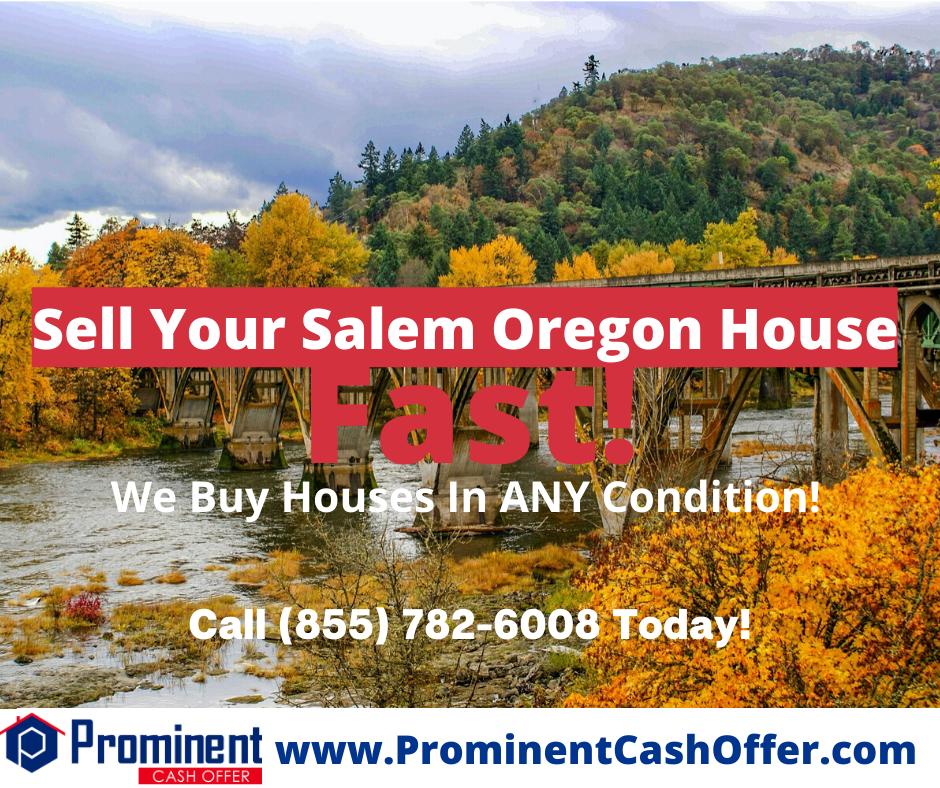 We Buy Houses Salem Oregon - Sell My House Fast Salem Oregon