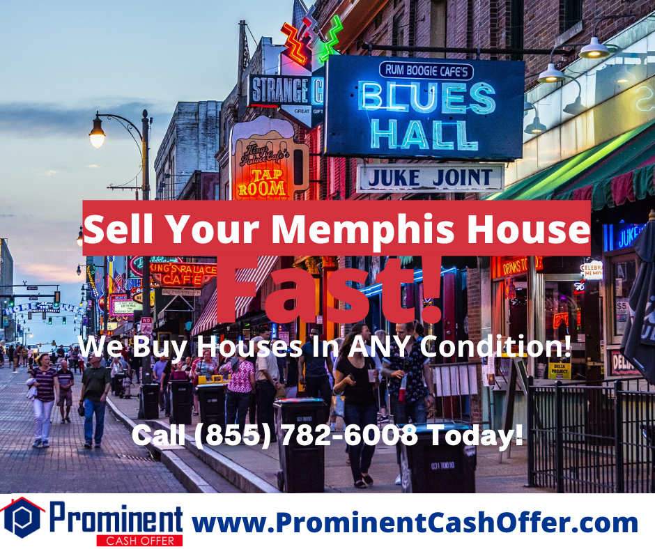 We Buy Houses Memphis Tennessee - Sell My House Fast Memphis Tennessee