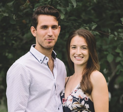 Andrew & Felicia, Co-Founders of Compass Land USA
