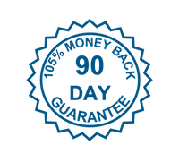 90-Day Money Back Guarantee