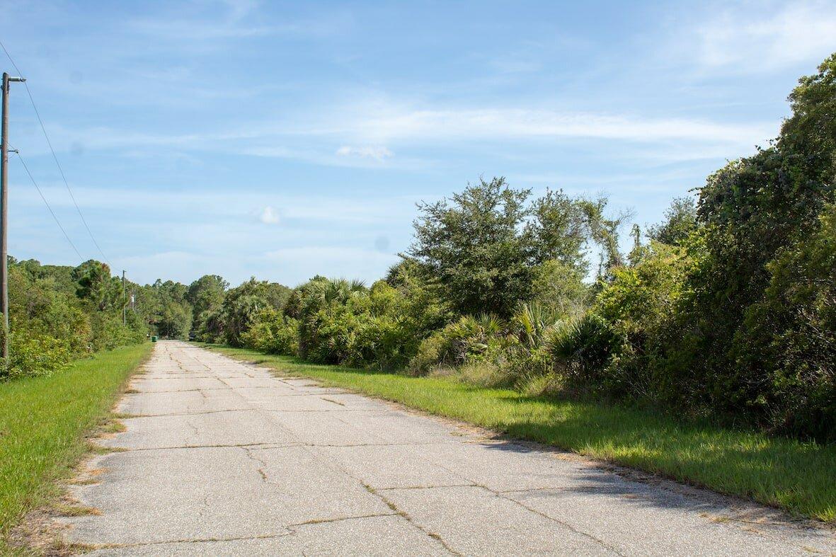 Beautiful Florida Neighborhood